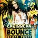 Caribbean Bounce Flyer