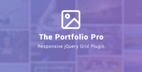 The Portfolio Pro - Responsive jQuery Grid Plugin - CodeCanyon Item for Sale