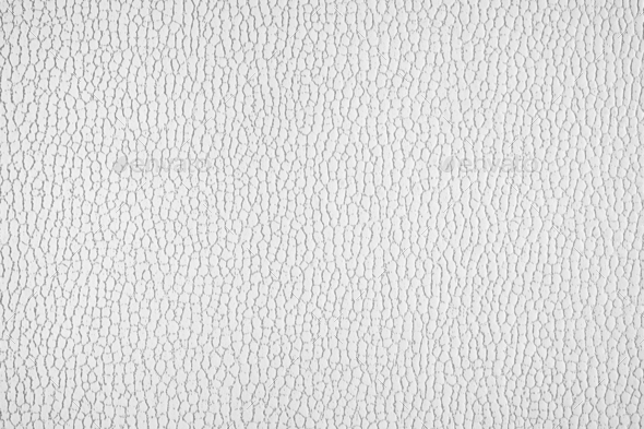 Black and white texture of imitation leather - Stock Photo - Images