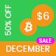 biT-Exchange Bitcoin PSD Template