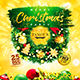 Christmas Celebration Poster vol.5 - GraphicRiver Item for Sale