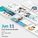 3 in 1 Business - Jun 11 Bundle Google Slide Template - GraphicRiver Item for Sale