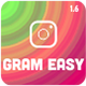 GramEasy - Instagram Automatic Tool - CodeCanyon Item for Sale