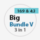 Big Bundle V Three in One - GraphicRiver Item for Sale