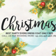 Christmas Card Psd Template - GraphicRiver Item for Sale