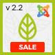 Landscapist - Lawn & Landscaping Joomla Template
