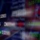 Stock Market Business Background with UK Flag - VideoHive Item for Sale