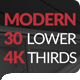 Download Modern 4K Lower Thirds from VideHive