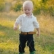 Little Boy in the Nature - VideoHive Item for Sale