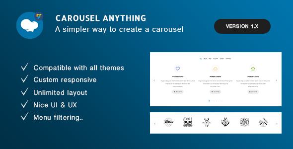 Carousel anything - Addon WPBakery Page Builder (formerly Visual Composer) - CodeCanyon Item for Sale