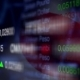 Stock Market Business Background with Japan Flag - VideoHive Item for Sale