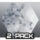 Plexus Molecular Space  - 2 Pack - VideoHive Item for Sale