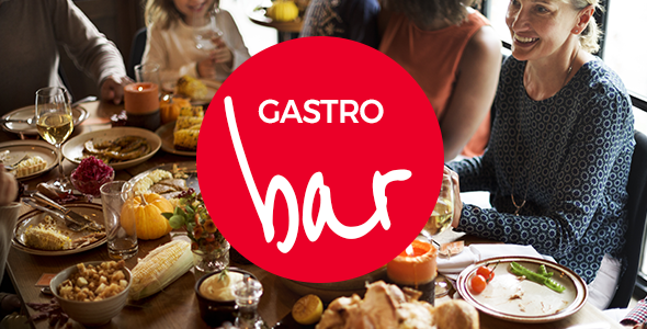 ThemeForest GastroBar A Multi-concept Theme for Restaurants Bars and Pubs 21104061