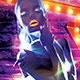 Glow Party Flyer - GraphicRiver Item for Sale