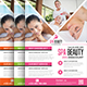 Beauty Salon Spa - Flyer - GraphicRiver Item for Sale