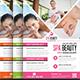 Beauty Salon Spa - Flyer