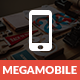 MegaMobile | PhoneGap & Cordova Mobile App - CodeCanyon Item for Sale
