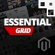 Essential Grid Magento Extension
