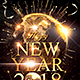 New Year Party Flyer - GraphicRiver Item for Sale