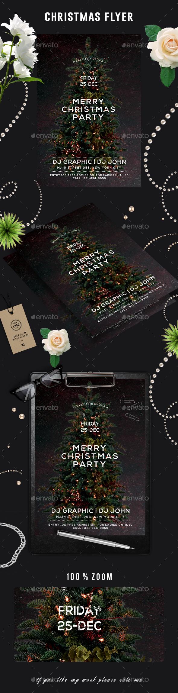 GraphicRiver Christmas 21104404