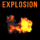 Turbulent Explosion - VideoHive Item for Sale