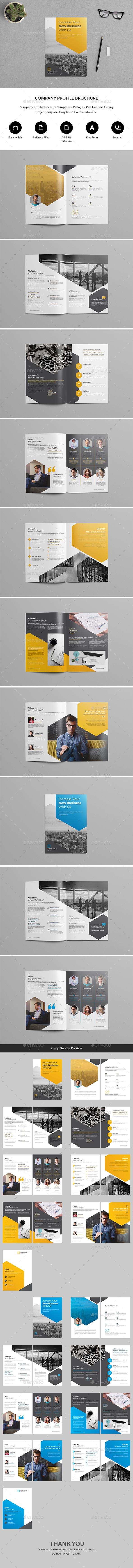 GraphicRiver Company Profile 21104580