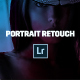 18 Premium Portrait Retouching Lightroom Presets