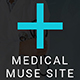 Mediplus _ Medical / Hospital /  Doctor / Health  Muse Template - ThemeForest Item for Sale