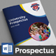 College University Prospectus - GraphicRiver Item for Sale
