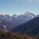 Panoramic View of Ama Dablam (6,170M) and Khumbu Valley - VideoHive Item for Sale
