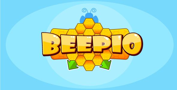 Beepio - HTML5 logic game | Construct 2/3 (.capx and .c3p) Free Download | Nulled