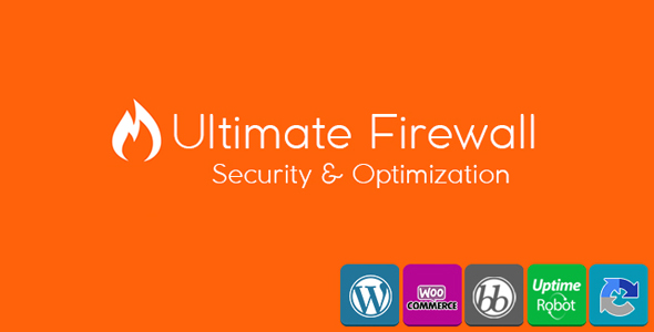 WP Ultimate Firewall - Performance & Security - CodeCanyon Item for Sale