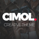 Cimol - Responsive One Page & Multi Page Portfolio Theme - ThemeForest Item for Sale