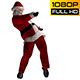 Santa Claus Dance 19 - VideoHive Item for Sale