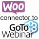 WooCommerce to GoToWebinar connector 1