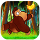 Banana Monkey Kong With Admob Banner & Interstitial - Eclipse Project