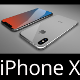 iPhone X Blender 3D - 3DOcean Item for Sale