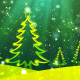 Christmas Tree Streaks 1 - VideoHive Item for Sale