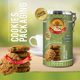 Cookies Packaging - GraphicRiver Item for Sale