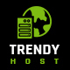 Trendy Host - Responsive Hosting HTML Template
