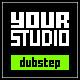 Dubstep Modern Logo