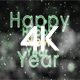 Happy New Year 2018 Background 4K - VideoHive Item for Sale