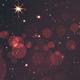 Glittering  Shimmering Stars Falling - VideoHive Item for Sale