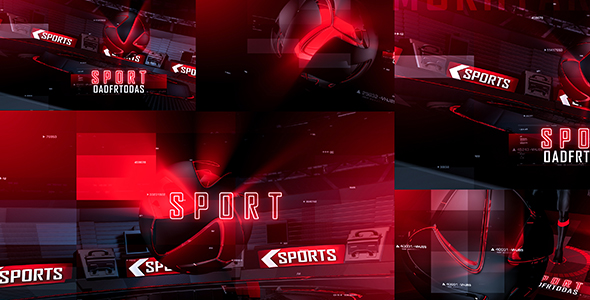 VideoHive Sport Football 21106820