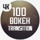 100 Bokeh Transition 4K - VideoHive Item for Sale