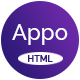 Appo - App Landing Page
