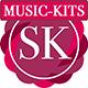 Acoustic Pop Music Kit