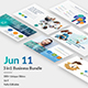3 in 1 Business - Jun 11 Bundle Keynote Template - GraphicRiver Item for Sale