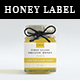 Honey Label - GraphicRiver Item for Sale