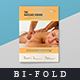 The Massage Rooms Bi-Fold Brochure